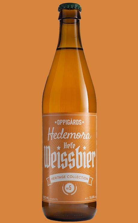Hedemora Hefe Weissbier_460